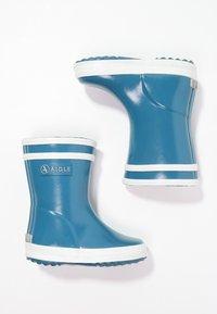 Aigle - BABY FLAC UNISEX - Wellies - bluebird - 1