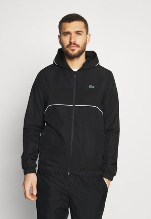 TRACK SUIT - Trainingspak - black/white