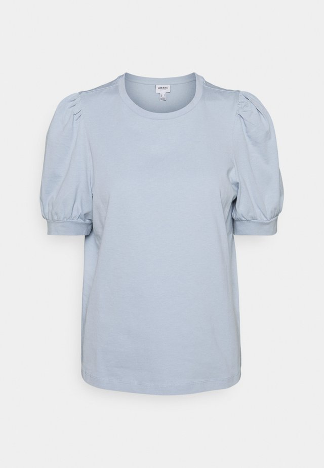 VMKERRY  - T-shirt - bas - blue fog