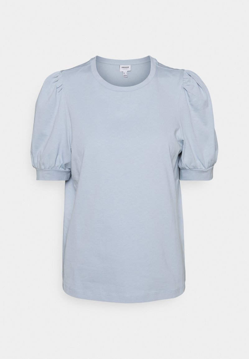 Vero Moda - VMKERRY  - T-shirt basic - blue fog