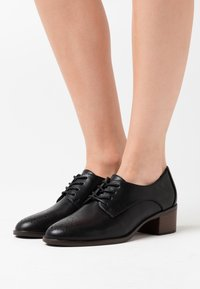Anna Field - Lace-up heels - black - 0