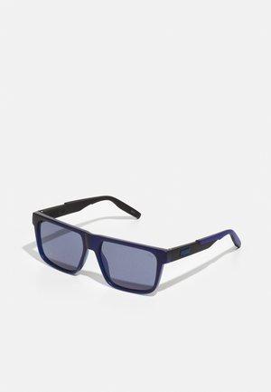UNISEX - Sunglasses - blue/black