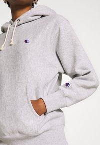 Champion Reverse Weave - HOODED - Huppari - grey - 6
