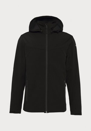 BIGGS - Veste softshell - black