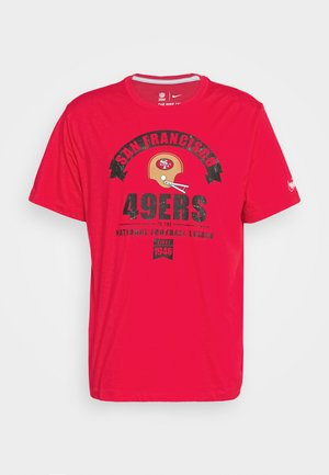 NFL SAN FRANCISCO 49ERS HISTORIC - Club wear - university red