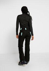 OOSC - WOMENS PANT - Snow pants - black - 2