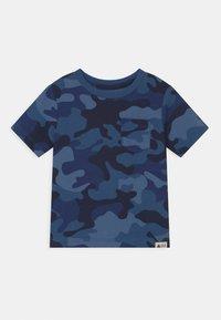 GAP - TODDLER BOY 3 PACK - Print T-shirt - blue - 2