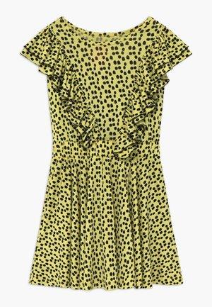 SAYDEE - Žerzejové šaty - yellow