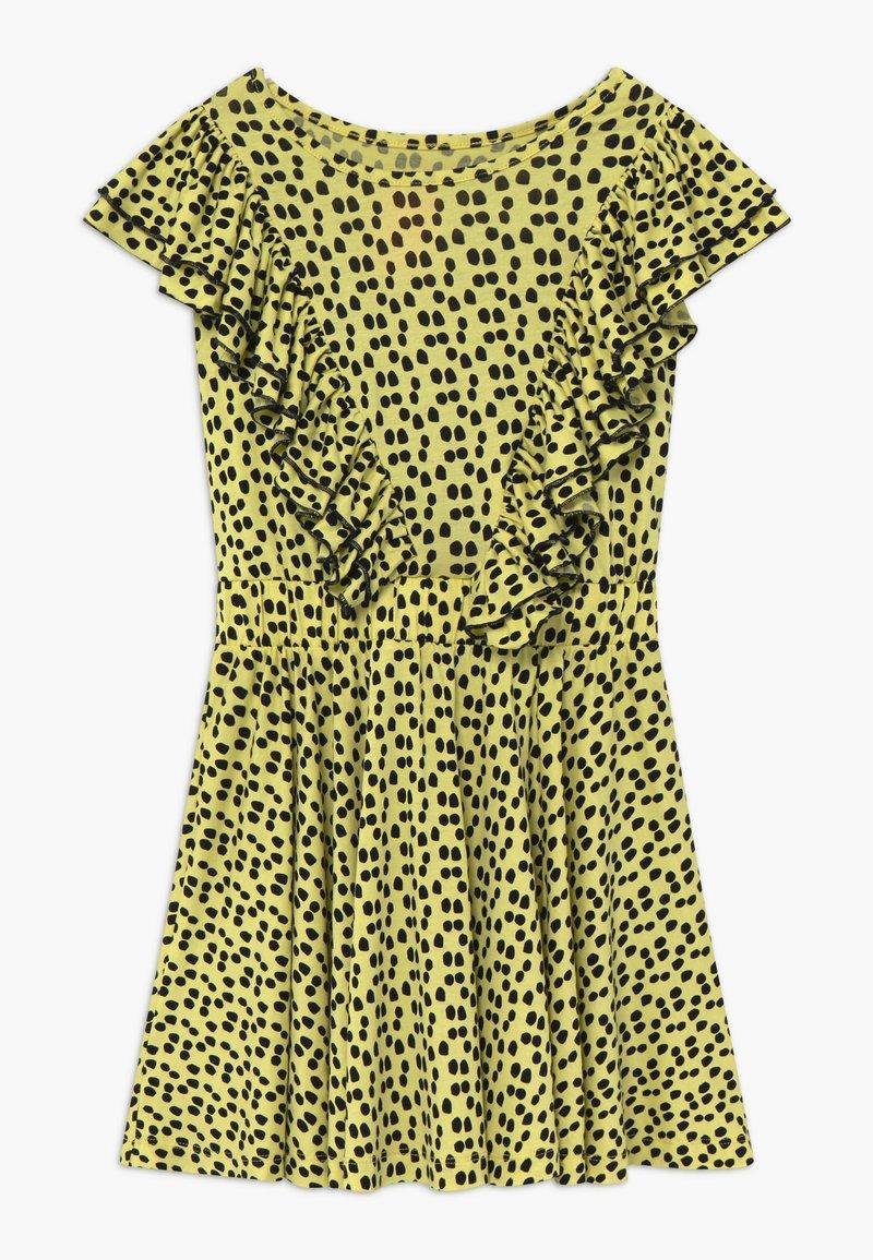 WAUW CAPOW by Bangbang Copenhagen - SAYDEE - Žerzejové šaty - yellow