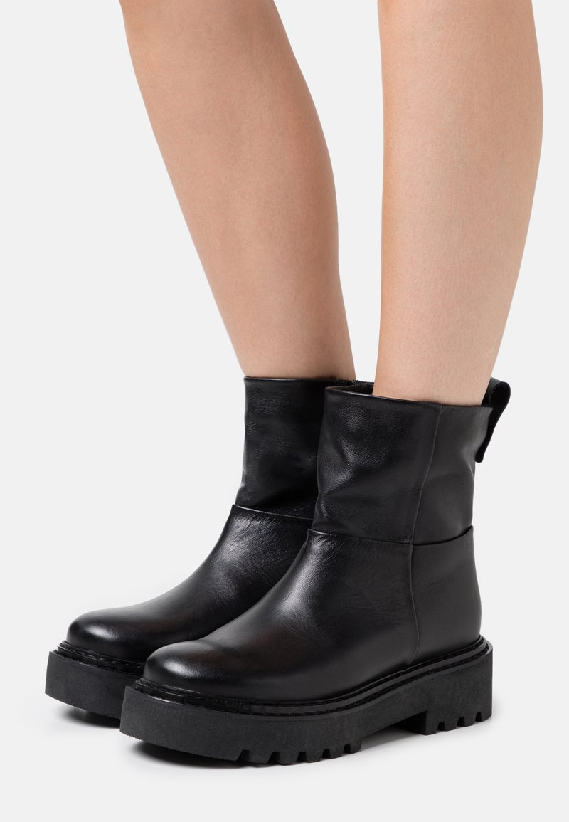 Zign - Snowboots  - black
