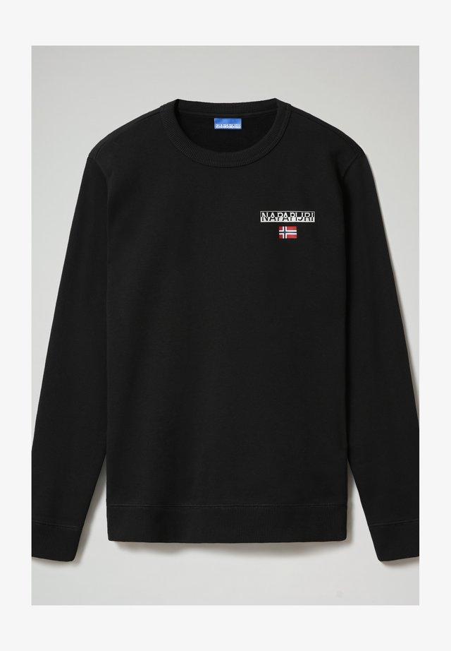 B-ICE CREW - Sweatshirt - black 041