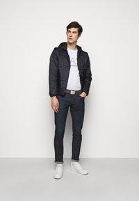 Emporio Armani - Winter jacket - dark blue - 1