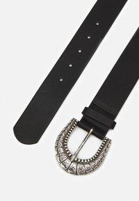 ONLY - ONLBERNADOTTE BUCKLE BELT - Belt - black - 1