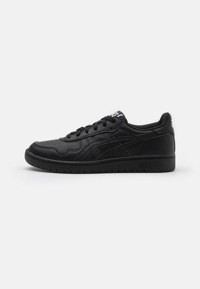 JAPAN UNISEX - Sneakersy niskie - black