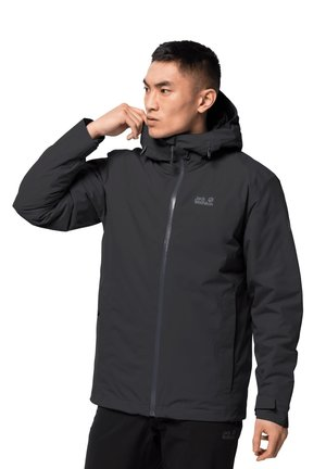 ARGON STORM - Outdoor jacket - black