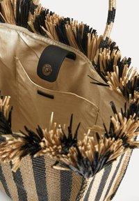 OYSHO - TWO-TONE MULTIWAY SHOPPER 14220580 - Shopping bag - multi-coloured - 3
