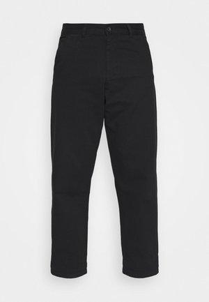 JAY PANT - Straight leg jeans - black