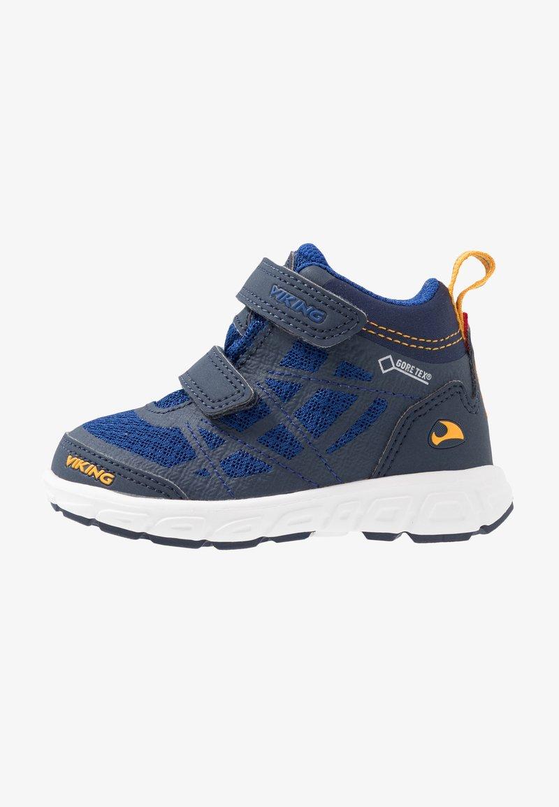 Viking - VEME MID GTX - Hiking shoes - navy/dark blue