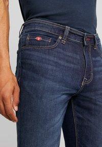 Paddock's - RANGER PIPE VINTAGE - Jeans Straight Leg - dark stone blue - 4
