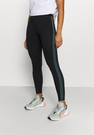 ONPFEI LIFE  - Leggings - black/balsam