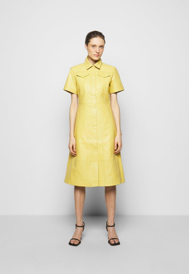 Proenza Schouler White Label - DRESS - Paitamekko - citron