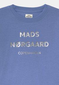 Mads Nørgaard - Sweater - blue violette - 2