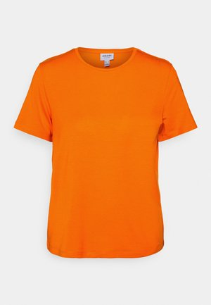 VMAVA - Camiseta básica - mandarin orange