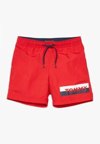 Tommy Hilfiger - MEDIUM DRAWSTRING - Shorts da mare - red - 0