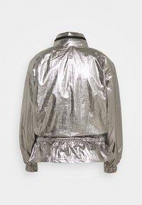 Superdry - HYPER JACKET - Lehká bunda - silver - 1