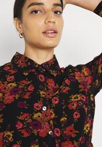 Molly Bracken - LADIES WOVEN DRESS - Day dress - windflowers black - 3