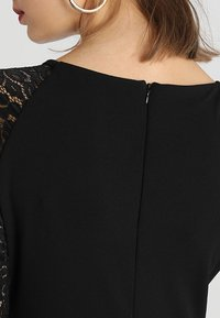 WAL G. - SLEEVE MAXI - Cocktail dress / Party dress - black - 6