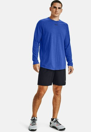 CHARGED  - Long sleeved top - neon blue