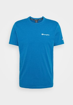 CREWNECK - Basic T-shirt - mykonos blue