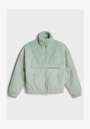 Light jacket - turquoise