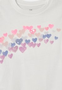 GAP - GIRL TEE - T-shirt con stampa - new off white - 2