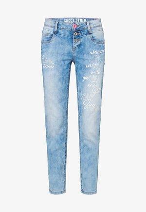 Slim fit jeans - sun bleached