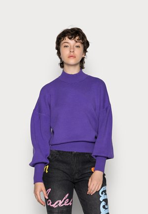 YASFONNY  - Jumper - ultra violet