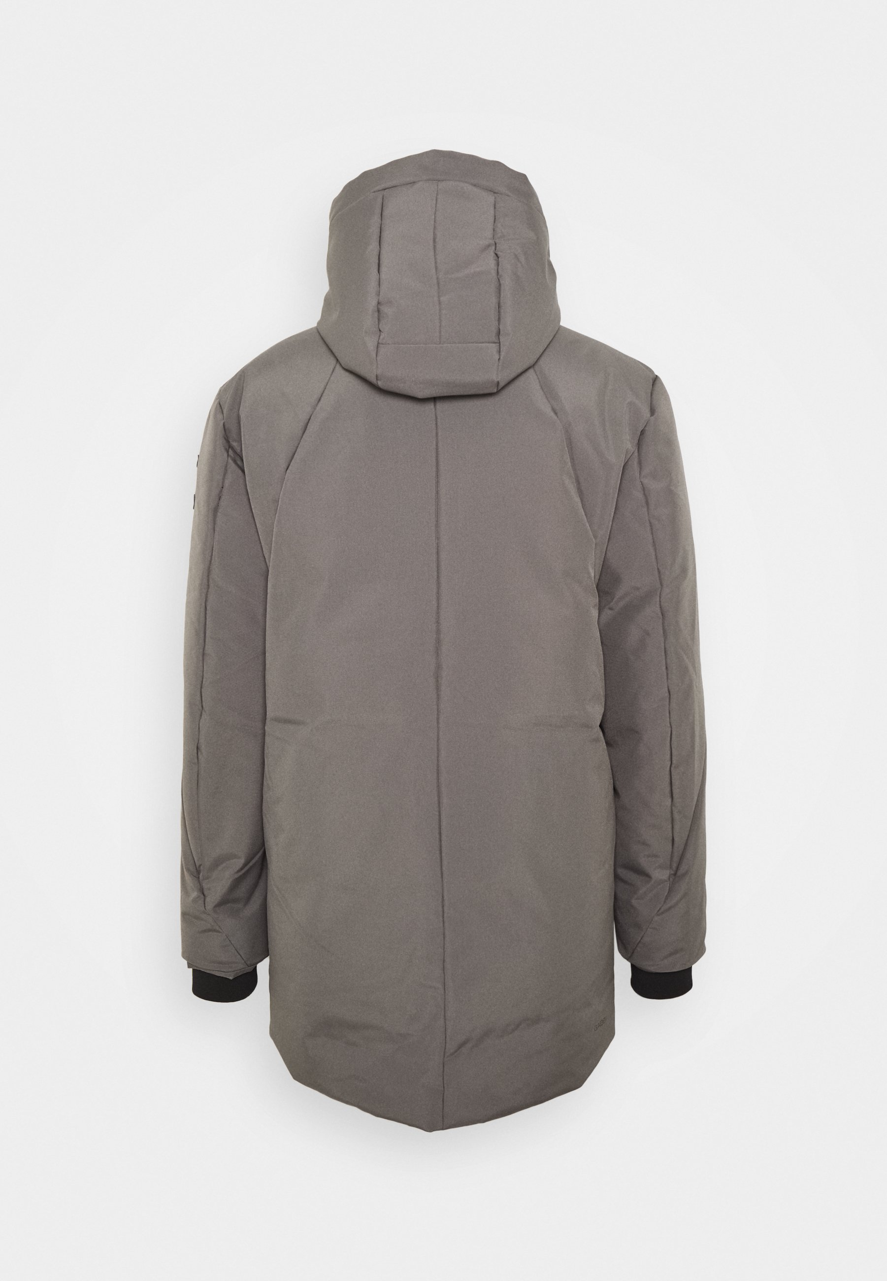 Gabba Mason Long Jacket - Parka Grey