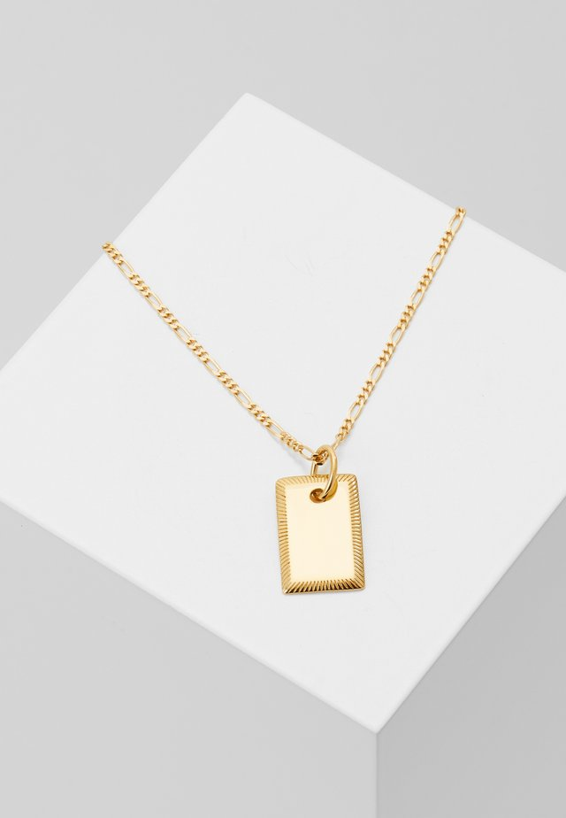 ELIZA NECKLACE - Ketting - gold