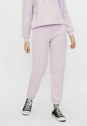 CHILLI  - Tracksuit bottoms - orchid bloom