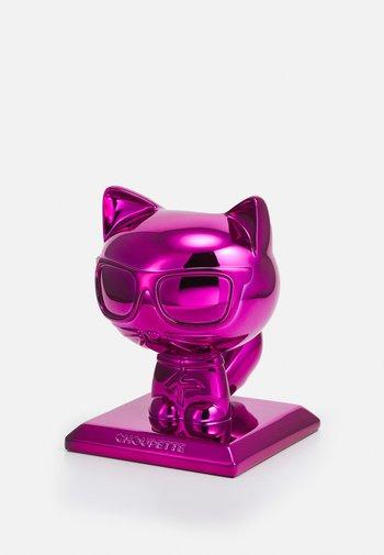 IKONIK 3D CHOUPETTE STATUE - Other accessories - metallic fuchsia