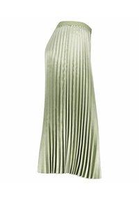 Opus - RURY - Pleated skirt - pistazie - 2