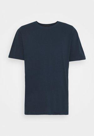 SAMUEL - Basic T-shirt - dark blue