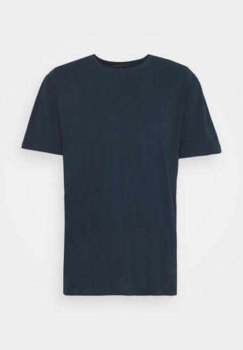 SAMUEL - T-shirt basique - dark blue