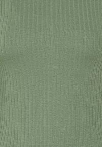 Even&Odd - Topper langermet - green - 2
