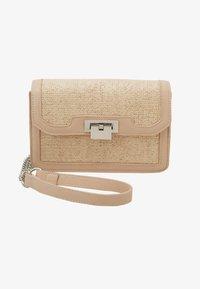 ONLY - ONLARIA CROSSOVER - Across body bag - beige - 1