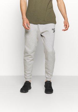 JOGGER - Pantalon de survêtement - medium grey heather