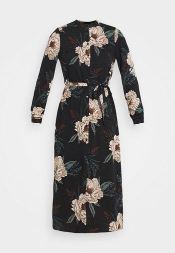 VMSIMPLY EASY SHIRT DRESS - Vardagsklänning - black