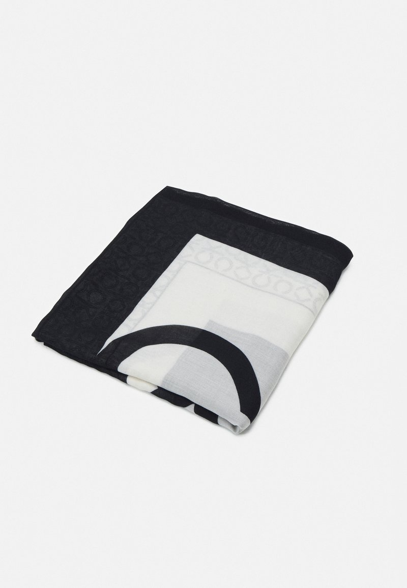 Calvin Klein - BLANKET - Foulard - black