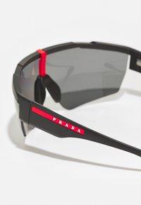 Prada Linea Rossa - Sunglasses - black rubber - 3